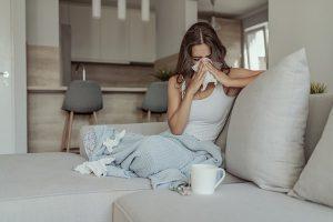 8 бытовых привычек, которые мешают вылечить простуду