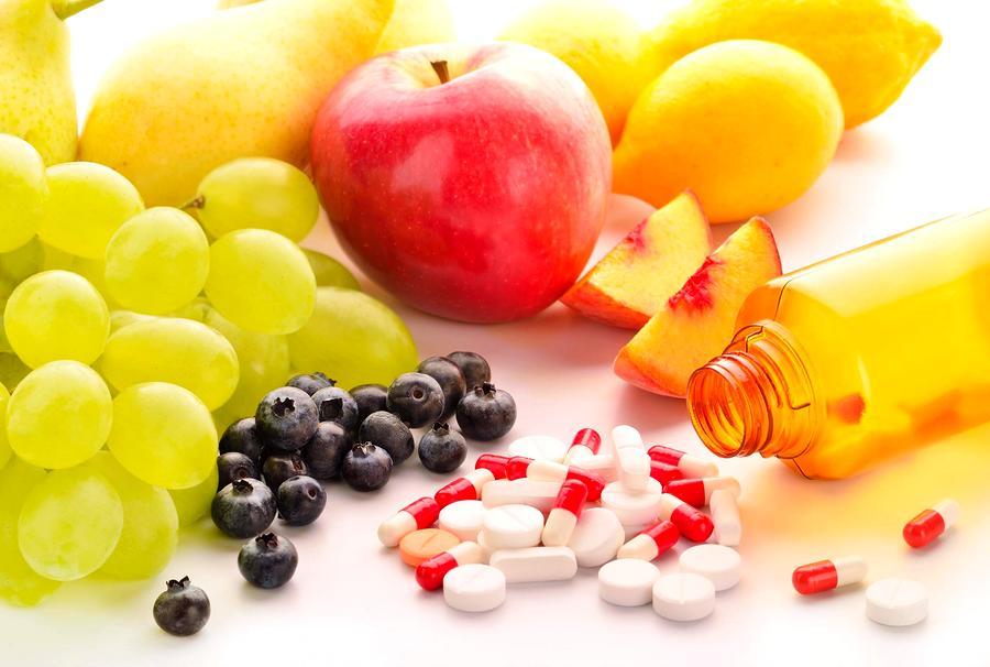 Чем можно заменить витамины?