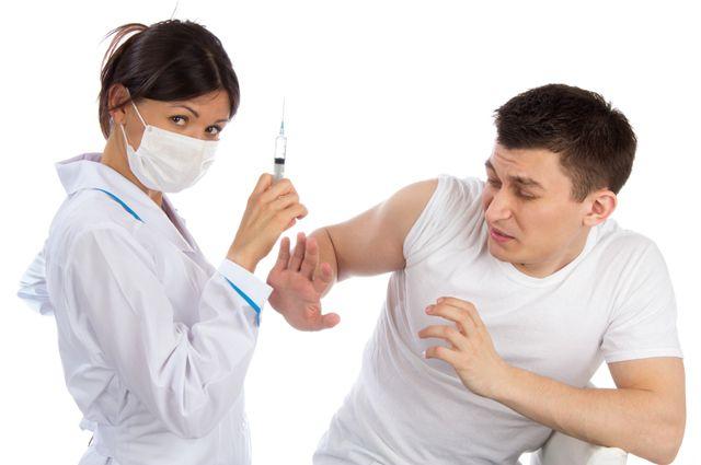 Когда нужно делать прививку от гриппа?