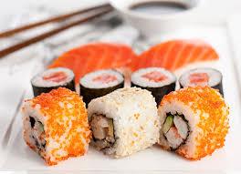 Любовь к суши повышает риск заражения устойчивыми патогенами, предупреждают врачи