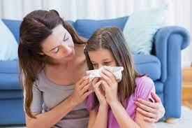 Способы определить разницу между простудой и аллергией