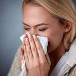 Как сдержать чихание