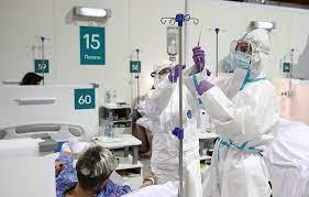 ВОЗ сообщила о снижении заболеваемости COVID-19 за неделю