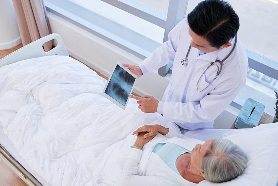 В Корее нашли способ предотвратить рак легких