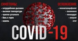 Коронавирус: симптомы, передача, развитие инфекции