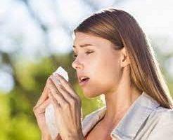 Главные причины частых чиханий